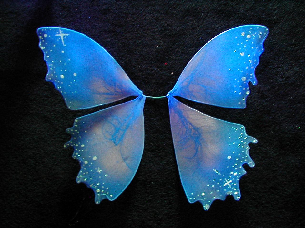 Index of   dan fairywings catalog wingsDark Blue Fairy Wings